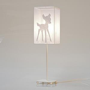 lampe chevet enfant bambi