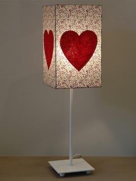 Lampe De Chevet Liberty Prune