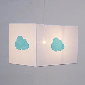 suspension enfant décoration chambre nuage